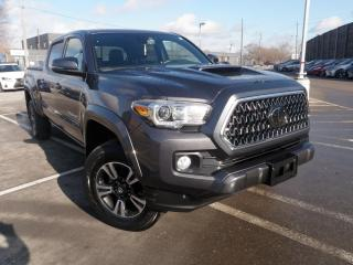 Used 2018 Toyota Tacoma TRD SPORT PREM LEATHER ROOF NAV for sale in Toronto, ON