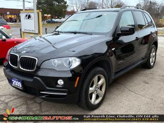 Used 2009 BMW X5 30i|LOW KM|SINGLE OWNER|AWD|CERTIFIED for sale in Oakville, ON