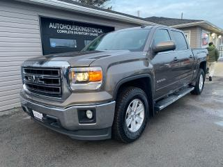 Used 2015 GMC Sierra 1500 SLE - TONNEAU COVER - NEW TIRES for sale in Kingston, ON