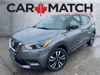 Used 2018 Nissan Kicks SR / AUTO / NO ACCIDENTS for sale in Cambridge, ON