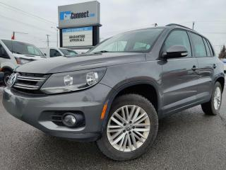 Used 2016 Volkswagen Tiguan Special Edition for sale in Ottawa, ON