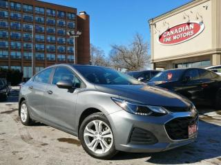 Used 2019 Chevrolet Cruze CLEAN CARFAX | HTD SEATS | CAM | 4 NEW SNOW TIRES* for sale in Scarborough, ON