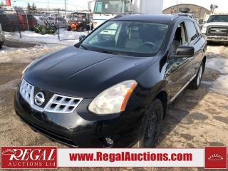 Used 2013 Nissan Rogue SV 4D Utility AWD 2.5L for sale in Calgary, AB