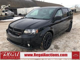 Used 2019 Dodge Grand Caravan SXT 4D Wagon 3.6L for sale in Calgary, AB