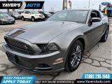 Photo of Gray 2014 Ford Mustang