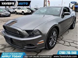 Used 2014 Ford Mustang V6 for sale in Hamilton, ON