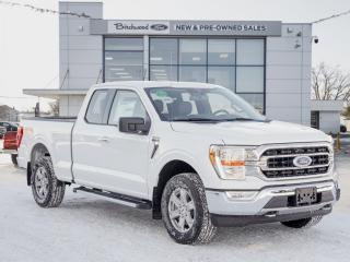 New 2021 Ford F-150 XLT 301A XTR, TRLR TOW PKG | NAV | SYNC 4 for sale in Winnipeg, MB