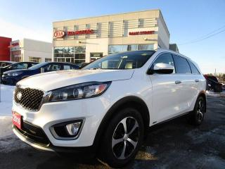 Used 2016 Kia Sorento 3.3L EX+ for sale in Gloucester, ON