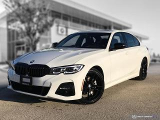 New 2021 BMW 3 Series 330i xDrive PREMIUM ENHANCED PACKAGE for sale in Winnipeg, MB