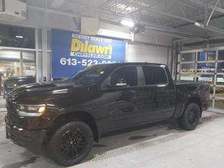Used 2019 RAM 1500 Black Out Edition for sale in Nepean, ON
