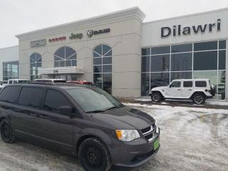 Used 2017 Dodge Grand Caravan CVP/SXT for sale in Nepean, ON