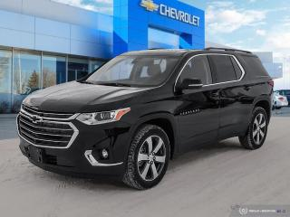 New 2021 Chevrolet Traverse LT Leather #1 GM store in Manitoba! for sale in Winnipeg, MB