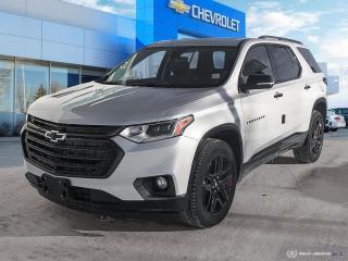 New 2021 Chevrolet Traverse Premier #1 GM store in Manitoba! for sale in Winnipeg, MB