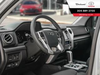 New 2021 Toyota Tundra SR5 TRD OFF ROAD for sale in Winnipeg, MB