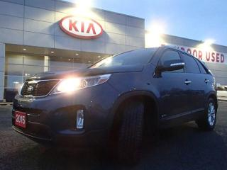 Used 2015 Kia Sorento EX V6 AWD w/Sunroof for sale in Nepean, ON