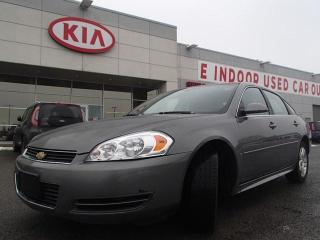 Used 2009 Chevrolet Impala IMPALA LT SOLD AS-IS for sale in Nepean, ON