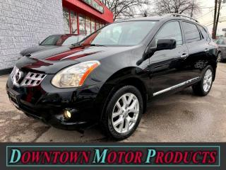 Used 2013 Nissan Rogue SL AWD for sale in London, ON