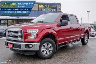 Used 2016 Ford F-150 XLT for sale in Guelph, ON