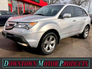 Used 2009 Acura MDX Elite Pkg AWD for sale in London, ON