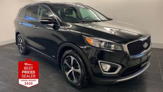 Used 2017 Kia Sorento AWD EX 2.0L GDI TURBO *HTD LEATHER - REMOTE START* for sale in Winnipeg, MB