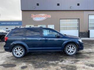 Used 2015 Dodge Journey R/T AWD for sale in Stettler, AB