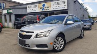 Used 2011 Chevrolet Cruze LT Turbo w/1SA for sale in Etobicoke, ON