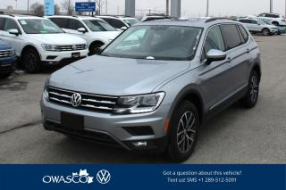 Used 2020 Volkswagen Tiguan 2.0T Comfortline 4Motion for sale in Whitby, ON