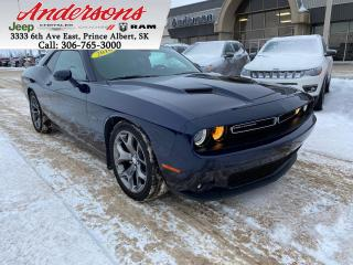 Used 2016 Dodge Challenger R/T *Low KM* for sale in Prince Albert, SK