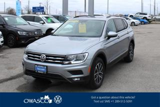 Used 2020 Volkswagen Tiguan *NEW* Comfortline 4MOTION for sale in Whitby, ON