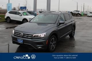 Used 2020 Volkswagen Tiguan *DEMO* 2.0T Highline 4MOTION for sale in Whitby, ON