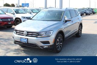 Used 2020 Volkswagen Tiguan *NEW* IQ Drive 4MOTION for sale in Whitby, ON