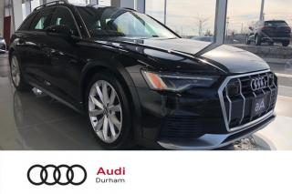 Used 2020 Audi A6 allroad 3.0T Technik + Save $$$ | Up to 12k Off! for sale in Whitby, ON