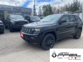 New 2021 Jeep Grand Cherokee ALTITUDE l LEATHER l PANO ROOF for sale in New Hamburg, ON