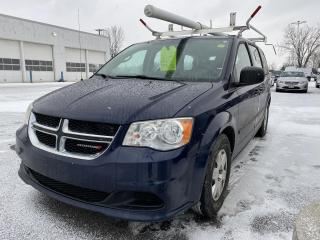 Used 2012 Dodge Grand Caravan SE - CRUISE CONTROL, 7-PASSENGER, ALLOY WHEELS for sale in Kingston, ON