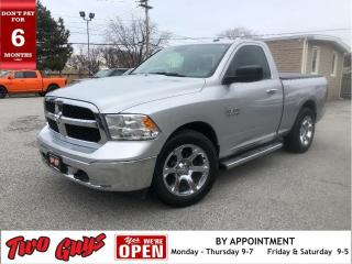 Used 2017 RAM 1500 SLT |  Reg Cab | 3 Pass | 20 Inch Rims | Tonneau | for sale in St Catharines, ON