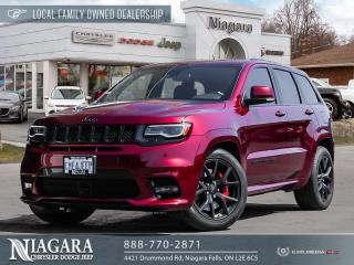 Used 2021 Jeep Grand Cherokee SRT for sale in Niagara Falls, ON