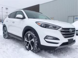 Used 2017 Hyundai Tucson 1.6T SE AWD - Bluetooth - Leather - Local Trade for sale in Cornwall, ON
