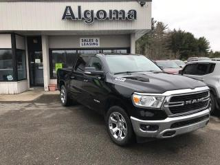 Used 2020 RAM 1500 Big Horn for sale in Spragge, ON