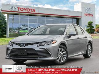 New 2021 Toyota Camry HYBRID LE for sale in Whitby, ON