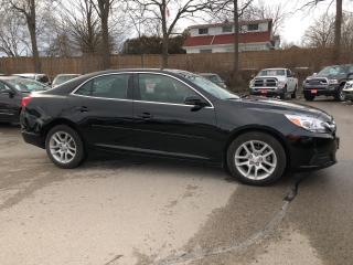 Used 2016 Chevrolet Malibu LT! SUNROOF! REMOTE START! CAMERA! BLUETOOTH! for sale in Aylmer, ON