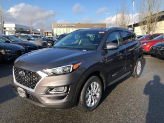 New 2021 Hyundai Tucson Preferred for sale in Port Coquitlam, BC