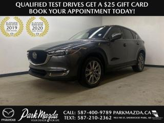 Used 2019 Mazda CX-5 GT for sale in Sherwood Park, AB