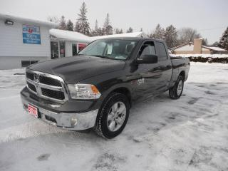 Used 2019 RAM 1500 Classic 4x4 Quad Cab 6'4  Box Eco Diesel for sale in Carp, ON