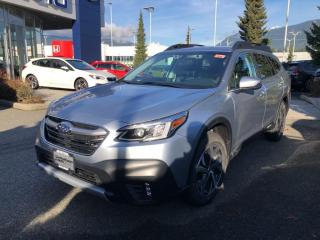 New 2021 Subaru Outback LIMITED for sale in North Vancouver, BC