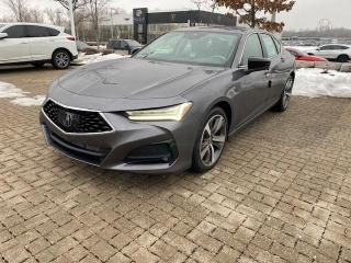 New 2021 Acura TLX Platinum Elite for sale in Maple, ON