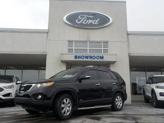 Used 2011 Kia Sorento LX for sale in Mount Brydges, ON