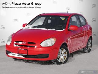 Used 2007 Hyundai Accent 3-Door | AS-IS | 12V Outlet | SunRoof | Fog Lights for sale in Orillia, ON