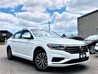 Used 2020 Volkswagen Jetta HIGHLINE|HEATED SEATS|REAR VIEW CAM|SUNROOF|APPLE CARPLAY! for sale in Brampton, ON