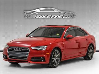 Used 2017 Audi A4 2.0 TFSI S Line Tech. Navi. Camera. No Accident for sale in Concord, ON