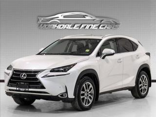 Used 2016 Lexus NX 200t AWD Navigation, Camera, Roof, No Accidents for sale in Concord, ON